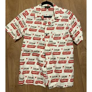 トイプレーン(TOYPLANE)のToyplane shirt オープン シャツ 総柄(シャツ)