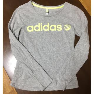 アディダス(adidas)のアディダス レディース ロンT(Tシャツ(長袖/七分))