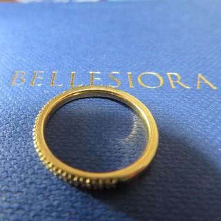 アガット(agete)のkumakichi85様専用ベルシオラ(BELLESIORA)ダイヤモンドリング(リング(指輪))