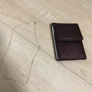 ココシュニック(COCOSHNIK)のcocoshnik  ネックレス 美品(ネックレス)