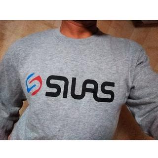 サイラス(SILAS)のSILAS限定カラーデザインスエットトレーナー(スウェット)