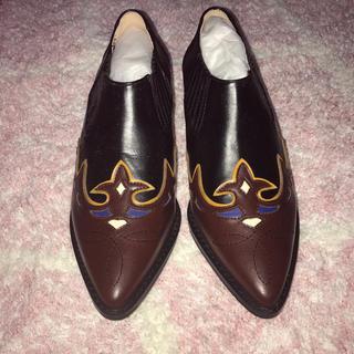 スライ(SLY)のスライシューズ(ローファー/革靴)