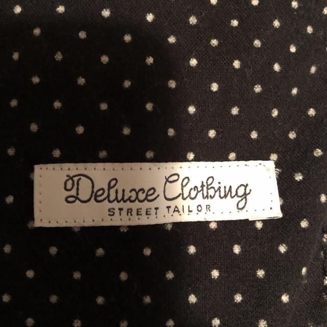 DELUXE(デラックス)のDELUXE ストール メンズのファッション小物(ストール)の商品写真