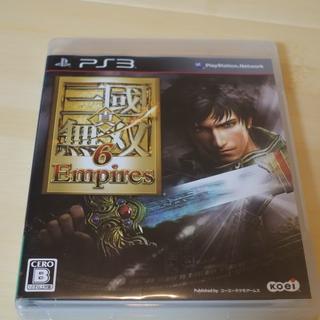 コーエーテクモゲームス(Koei Tecmo Games)のPS3 ソフト 真・三國無双6 Empires(家庭用ゲームソフト)