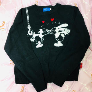 ディズニー(Disney)のオズワルド オルテンシア セーター(ニット/セーター)
