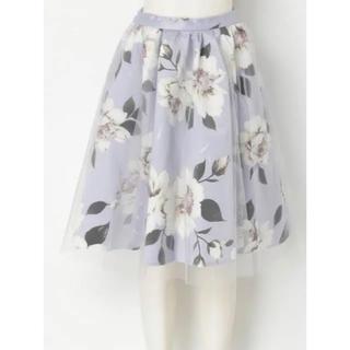 13d3c5e711aa8 5ページ目 - スナイデル(snidel) 花柄スカートの通販 2