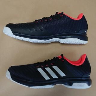 アディダス(adidas)のテニスS 27cm アディダス BARRICADE 2018 COURT OC(シューズ)