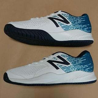 ニューバランス(New Balance)のテニスS 26.5cm ニューバランス MC696WL3(シューズ)
