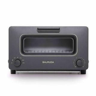 バルミューダ(BALMUDA)のバルミューダ トースター ブラック(調理機器)