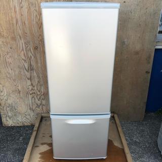 パナソニック(Panasonic)の近郊送料無料♪ 大きめ168L Panasonic 冷蔵庫 NR-B174W(冷蔵庫)