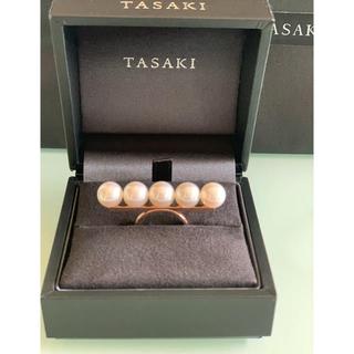 タサキ(TASAKI)のTASAKIバランスシグネチャー リング(リング(指輪))