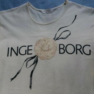 インゲボルグ(INGEBORG)の【インゲボルグ】長袖カットソー(カットソー(長袖/七分))