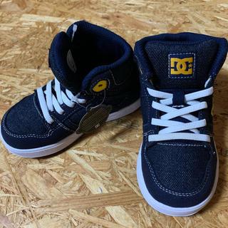 ディーシーシューズ(DC SHOES)のDC•子供靴  DNM(スニーカー)