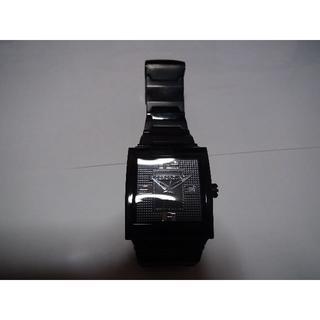 インディペンデント(INDEPENDENT)のINDEPENDENTの腕時計メンズ稼動品 ブラック(腕時計(アナログ))