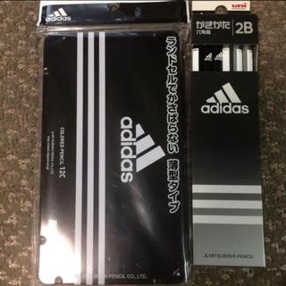 アディダス(adidas)の新品★adidas色鉛筆&鉛筆(色鉛筆 )