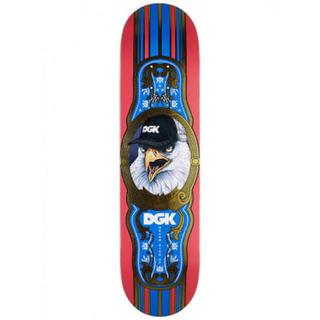 ディージーケー(DGK)のDGK Josh Kalis Royal Legion 8インチ(スケートボード)