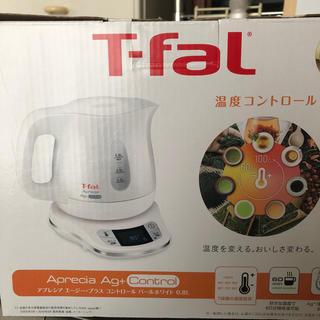 ティファール(T-fal)のティファール T-fal アプレシア エージー プラスコントロール(電気ケトル)