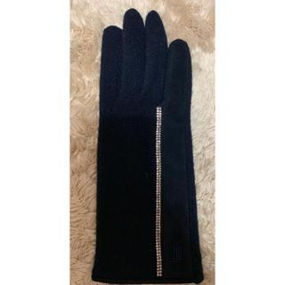ランバンオンブルー(LANVIN en Bleu)のランバンオンブルー  手袋 右手(手袋)