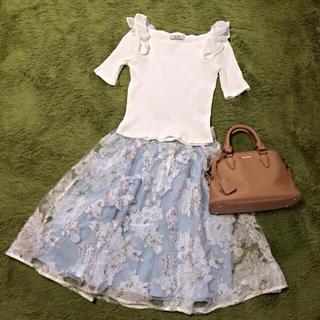 ミーア(MIIA)のMIIA スカート ♡(ひざ丈スカート)