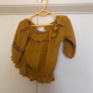 シマムラ(しまむら)の刺繍トップス(Tシャツ/カットソー)