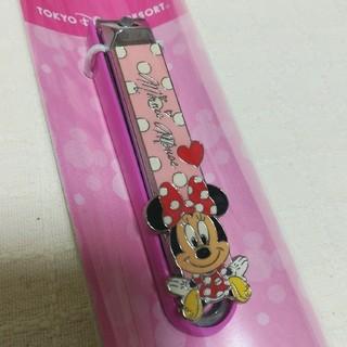ディズニー(Disney)のミニーちゃん つめ切り(爪切り)