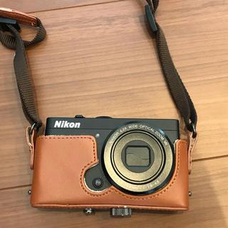 ニコン(Nikon)のニコン NIKON COOLPIX P310 レザーカバー付 デジカメ(コンパクトデジタルカメラ)