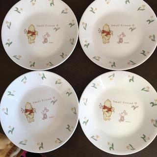 コレール(CORELLE)のCORELLE プーさん 平皿(食器)