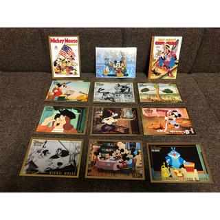 ディズニー(Disney)のディズニー トレーディングカード プレミアム(シングルカード)