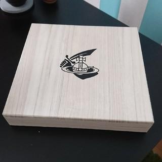 ヴィヴィアンウエストウッド(Vivienne Westwood)のヴィヴィアン木の箱(小物入れ)