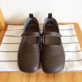 ムジルシリョウヒン(MUJI (無印良品))のcolobockle様*専用(ローファー/革靴)