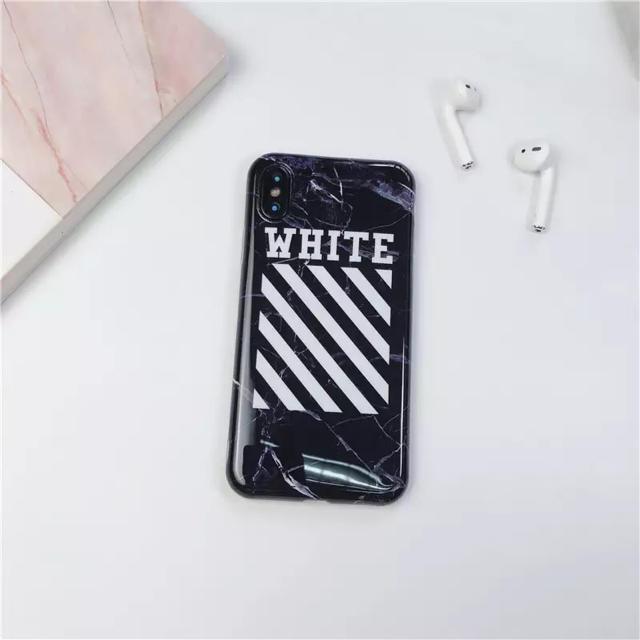 adidas iphonexs ケース 安い | OFF-WHITE - 最安値 ストリートiPhoneケースの通販 by ポケモンshop|オフホワイトならラクマ