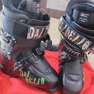 スキーブーツ 24cm〜24.5cm 美品 (ブーツ)