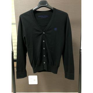 ブラックレーベルクレストブリッジ(BLACK LABEL CRESTBRIDGE)の美品 ブラックレーベル クレストヴィレッジ ウールカーデ サイズ1(カーディガン)