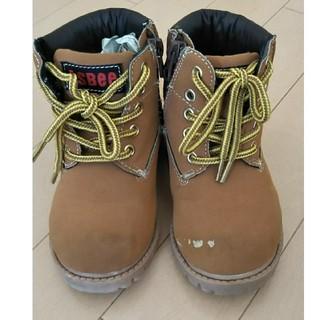アスビー(ASBee)のアスビー ブーツ 子供用 17センチ(ブーツ)