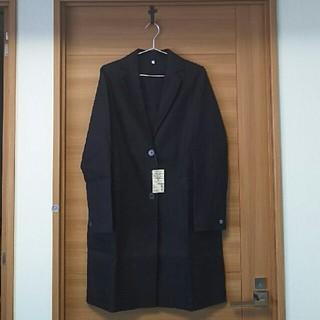 ムジルシリョウヒン(MUJI (無印良品))のおいも様専用    新品 無印良品 チェスターコート(チェスターコート)