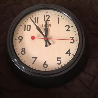 スミス(SMITH)のSMITH レトロ掛け時計(掛時計/柱時計)