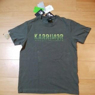 カリマー(karrimor)の1新品 Karrimor カリマー オーガニックTシャツ 欧州購入 S(M)(Tシャツ/カットソー(半袖/袖なし))