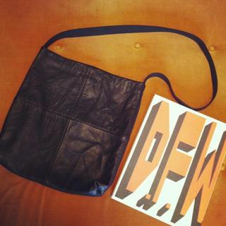 サンシー(SUNSEA)のsunsea  lights book store bag サンシー ポシェット(トートバッグ)