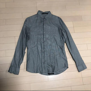 アトウ(ato)のato ドレスシャツ サイズ46(シャツ)