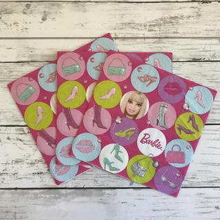 バービー(Barbie)のBarbie ペーパーナプキン 3枚組(その他)