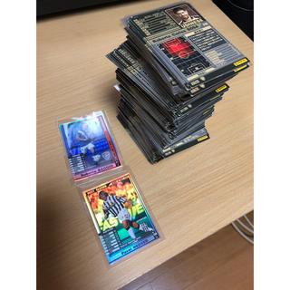 WCCF 01-02白黒コンプ+追加カードコンプ+おまけレアカードあり(野球/サッカーゲーム)