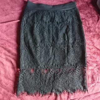 アンズ(ANZU)のANZU レーススカート(ミニスカート)