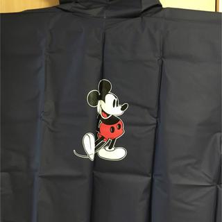 ディズニー(Disney)のディズニー♡ミッキーポンチョ 130(レインコート)