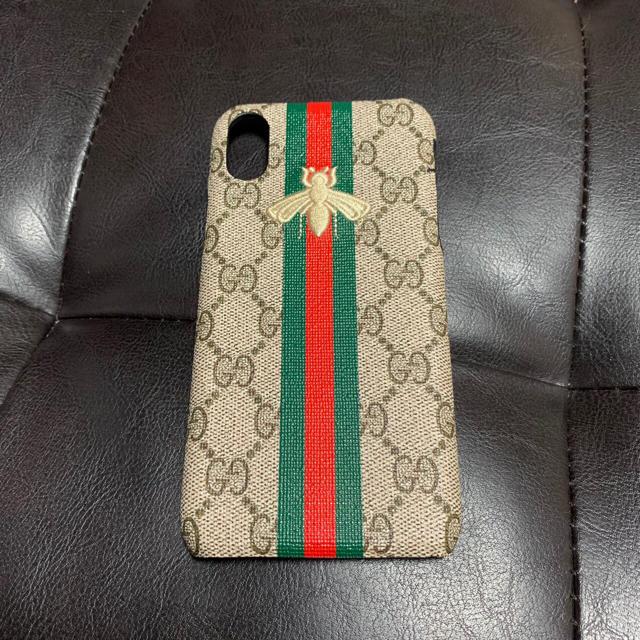 シャネル iPhone 11 ProMax ケース おすすめ - Gucci - 《新品 未使用》最終価格 iPhoneケース X XS  GUCCI 日本未発売の通販 by 雑貨販売ショップ|グッチならラクマ