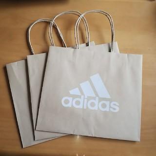 アディダス(adidas)のadidas アディダス SHOP袋 袋 紙袋 (ショップ袋)