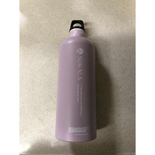 シグ(SIGG)のLAVA  SUKALA水素水ボトル  ピンク(ヨガ)