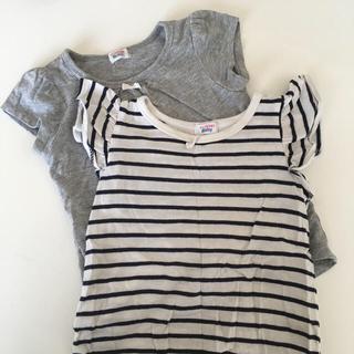 シマムラ(しまむら)のバースデイ Tシャツ 90 2枚セット(Tシャツ/カットソー)