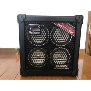 ローランド(Roland)のMICRO CUBE BASS RX(ベース用アンプ)(ベースアンプ)