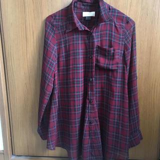 ジェットレーベル(JET LABEL)のJETlabel チェックシャツ(シャツ/ブラウス(長袖/七分))
