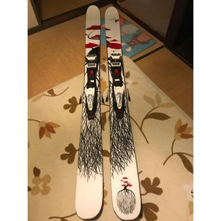 スキー板 ポラード オーパス185cm(板)